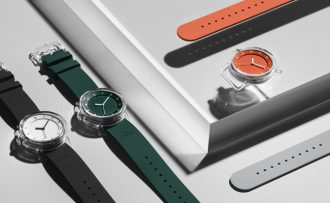 <TID Watches(ティッド ウオッチズ)>環境に優しいTR90を採用した夏らしい軽やかなルックスの新作時計を発売!