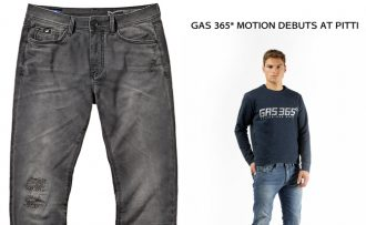 <GAS>「365 * MOTION DENIM」debut