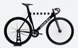 「LEADER BIKES CAPTAINS HELM 725 COMPLETE」10台限定で発売。