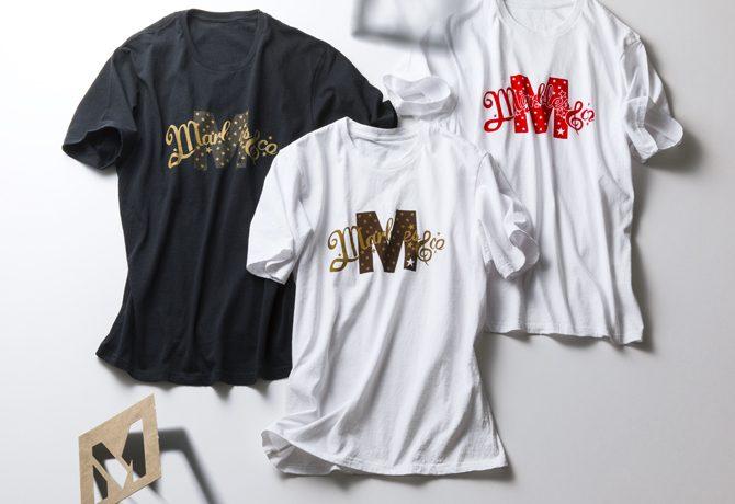 今月の「メンズジョーカー プレミアム 別注Tシャツ」- マーブルズ×エム×メンズジョーカー プレミアム –