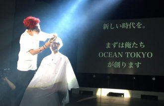 『美容師としてできる最大限の表現を』。新しい時代を創り出す美容室OCEAN TOKYOの学園祭。