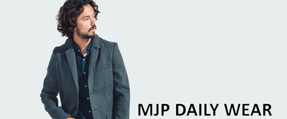 【MJP DAILYWEAR】着回し抜群のジャケット&パンツ