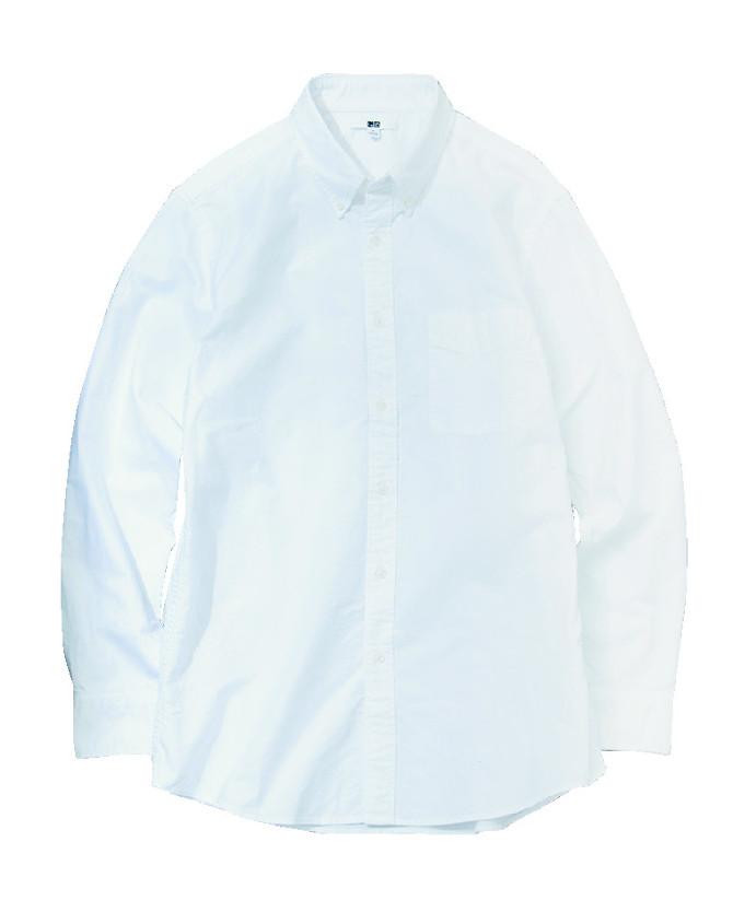 カジュアルシーンですとシャツの裾を出して着ることがありますが、着丈が長すぎるとバランスが悪く見えてしまうんです。