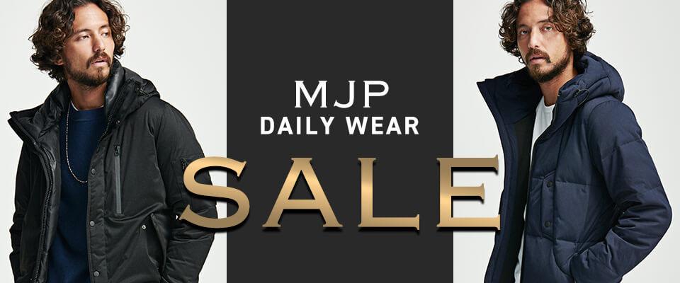 人気のダウンが1万円台で購入可能!【MJP DAILY WEAR】