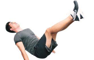 正月太りしちゃった人必見!! たった1分で簡単に体重をリセットできる自重トレーニングを伝授