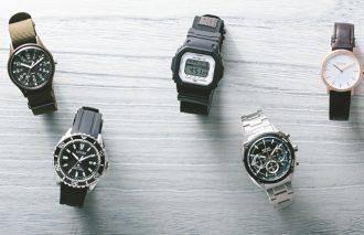 今さら人には聞けない!! 腕時計の基本の「キ」を教えます!〈Gショック〉〈ワイアード〉〈タイメックス〉…etc