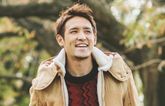プロサッカー選手「細貝  萌」さんが、私服の冬イチ スタイルを披露してくれました!