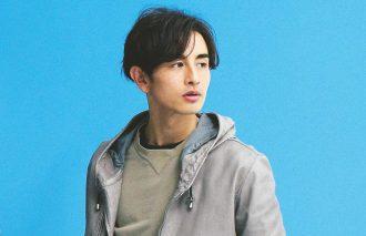 【今月の人気コーデ4位】は、柔らかい雰囲気のレザージャケット スタイル