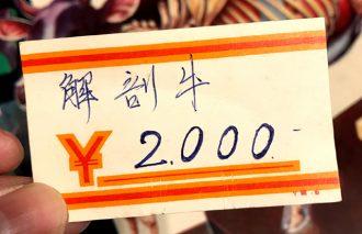【エンドケイプ】出汁をでじると読む人生 第八十七回【2000円の牛の人生】