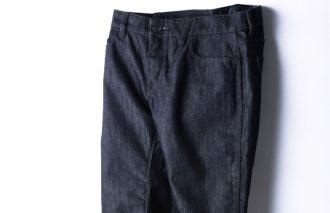 ボルコムは、タフで抗菌で撥水というこだわり! 春に穿きたい、すごいジーンズ図鑑 #4