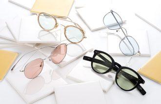 メガネをおしゃれに見せる鍵は「レンズ」にあった!