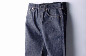 すべてがMADE IN THE USA! こだわりのリーバイス® 春に穿きたい、すごいジーンズ図鑑 #5
