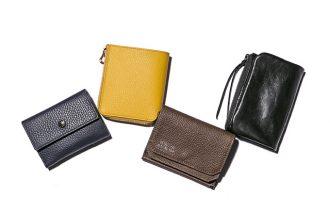 財布は小型に限る!という人へ。10年付き合える「革サイフと革小物」~第9回~