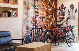好きなモノに囲まれる心地良い暮らし -第四回・自転車-