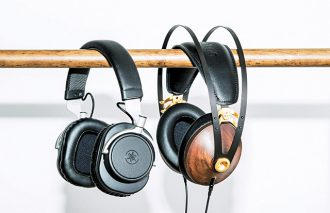 目利きが選ぶ日用品 第5回-デザインも光るヘッドフォン-