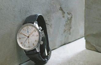 高級時計選びは4つの視点が重要!そのひとつは誰もが認める名機を選ぶこと【IWC】