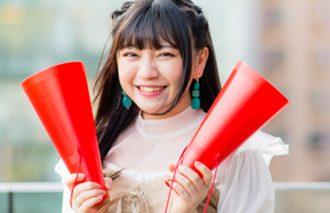 日本カルチャーを世界に届けるアイドル『わーすた』廣川奈々聖ちゃんが春の新スタートを応援してくれた!!