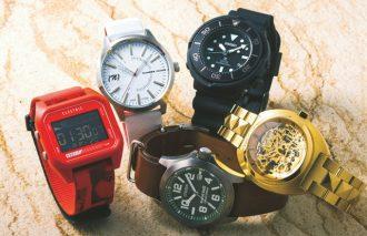人と差がつく腕時計が欲しい!有名ブランド・ショップコラボでスペシャルに【ブランドコラボウオッチリスト】