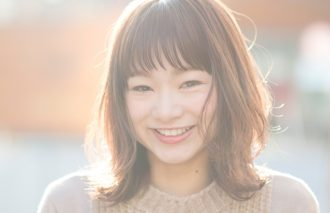 【サロン美女発見 こんな子に髪を切られたい!! vol.3】 山下未紗さん(Killa) ほっこり笑顔が素敵♪