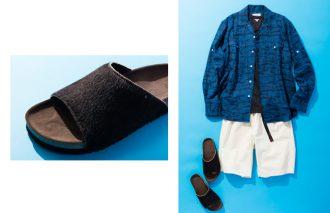 レインスプーナー×グラミチ×ボサボ〜粋なシャツと短パンとサンダル〜 #4