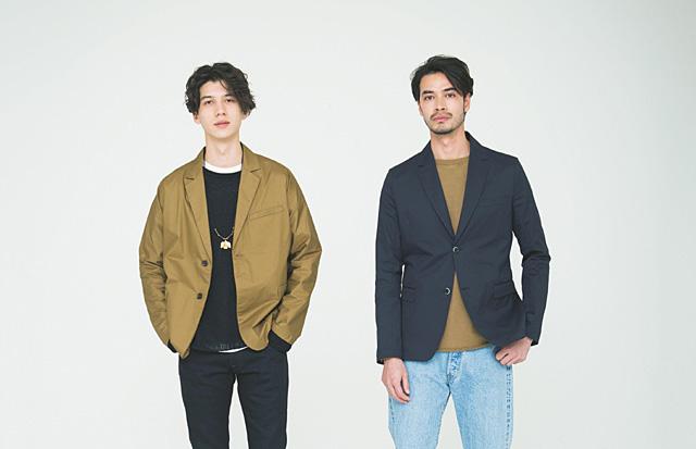 ジャケット+デニムの着こなしは、A案・B案どっちを選ぶ!? ~シルエット...