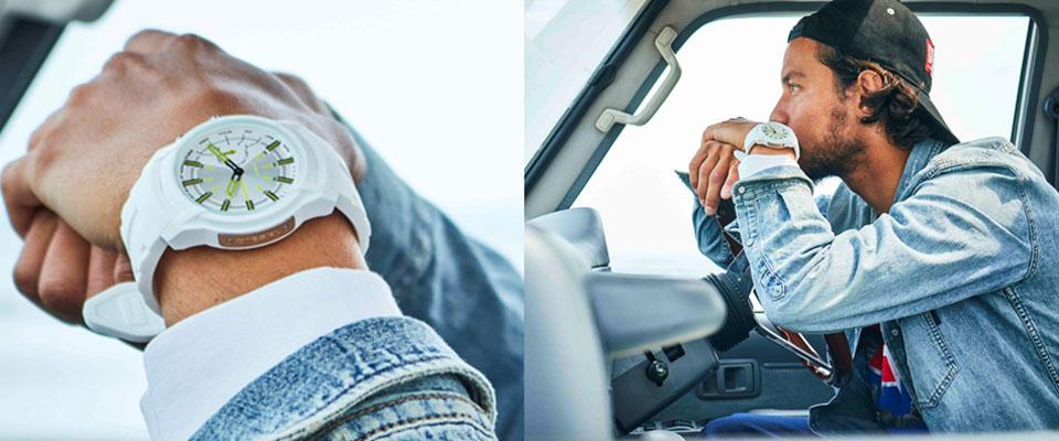 夏コーデが腕元からカッコよくなる3つのポイント。