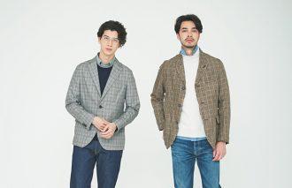 ジャケット&ジーンズのA案・B案 ~アメカジvsブリティッシュトラッド編~