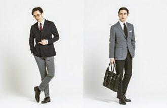 ジャケパン&ビジカジを成功に導くシャツ&タイのメソッド