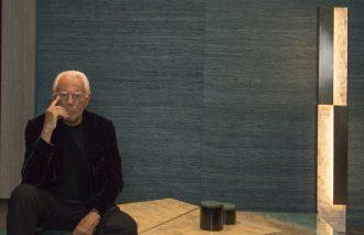 ARMANI/CASA(アルマーニ/カーザ)がミラノサローネ国際家具見本市で新作を発表