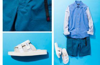 アー・ペー・セー×グラミチ×スイコック〜粋なシャツと短パンとサンダル〜 #5