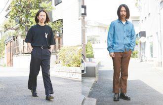 6月=シャツ、7月=Tシャツが正解!おしゃれの達人に習う私物着分け術
