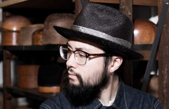 帽子と言えばCA4LA! 大人な男はハンドメイド帽! という提案