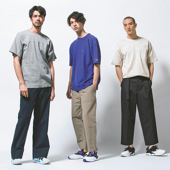 夏のおしゃれコーデに欠かせない3つのアイテムの組み合わせがコレ Men Sjoker Premium メンズファッション雑誌