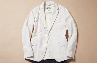サマーモノトーン!ジャケット&Tシャツのおしゃれコーデ#15