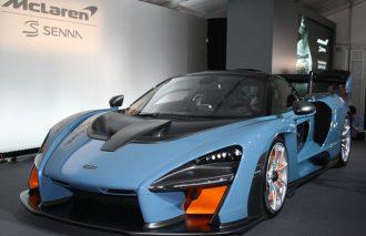 六本木・乃木坂へショッピングにも行ける、1億円の究極のロードカーが日本上陸