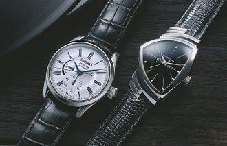 予算10万円で大満足な腕時計を!有名メーカーの名作時計にハズレなし。
