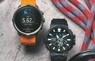 本気で使いこなすなら超ハイスペックの<br>アウトドア腕時計に勝るものはなし!