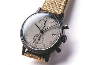 海でも街でも!替えベルト付きで自在!!<br>人気モデル、パトリシオ別注時計が発売