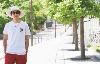 人気デザイナーが選ぶこの夏オススメのロゴTシャツ5選