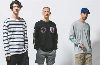 2018夏服はトップスもパンツも'90sストリートテイスト が正解