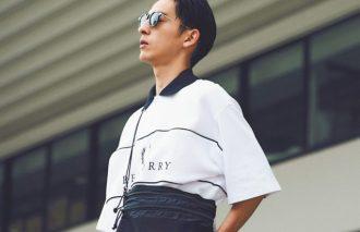 サコッシュと夏のポロシャツスタイルの上手な合わせ方がコレ!