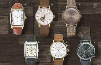 【1万円台~4万円台】オススメのクラシックな腕時計6選