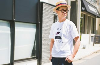 代官山のおしゃれ雑貨屋店主が選ぶこの夏おすすめのTシャツ5選