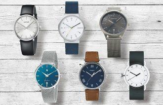 たった2万円でステキな時計を手に入れる!【やっぱり安心なシンプル三針】
