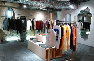 話題性のある新進気鋭ブランドを集めた「GARDEN osaka」がオープン