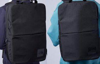 街を席巻している【THE NORTH FACE/ザ・ノース・フェイス】のビジネスでも使える2WAYバッグ
