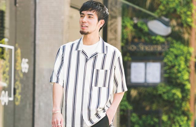 2018夏の着こなしトレンドが判明! ゆるめトップス+テーパードが最旬シ...