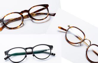 今夏のメガネは細めフレームがトレンド 人気ボストンタイプの厳選新作3本を紹介