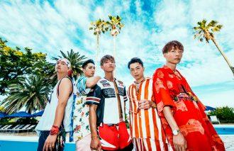 DOBERMAN INFINITYが夏全開なNewsシングル「SUPER BALL」を語る!