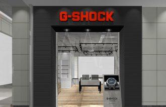 G-SHOCK STORE FUKUOKAが9月8日、福岡・天神にオープン!